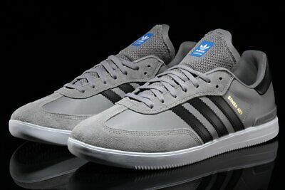 Adidas Samba ADV Mens/Boys Originials Trainers Grey/Black UK 5.5 **BRAND NEW**