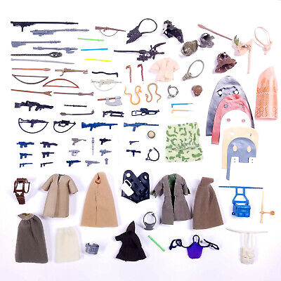**YOU PICK** AUTHENTIC Vintage Star Wars Weapons & Accessory Lot Original Kenner