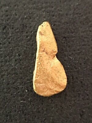 Gold Nugget 0.07 grams West Australian Natural #36