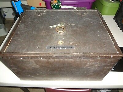 VTG MEILINK HERCULES Locking Safe Vault Fire Toledo Ohio USA