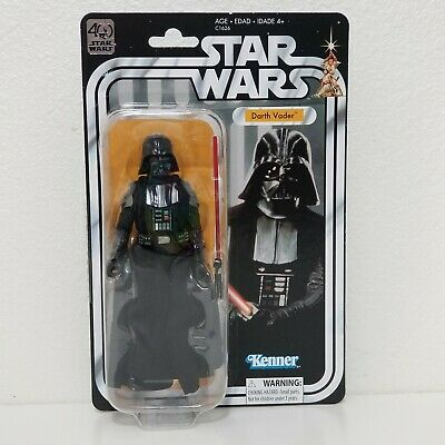 "Kenner Star Wars Black Series 40th Anniversary Darth Vader 6"" Figure Disney"