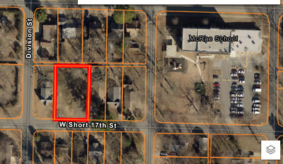 0.27 Acres in North Little Rock * Investor Special / No Reserve / No Doc Fee *
