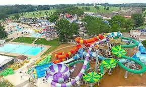 2 Beech Bend amusement park AND water park tickets -2019-FREE ALL YEAR OCTOBER