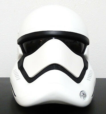 Anovos Star Wars The Force Awakens First Order Stormtrooper Helmet Bust Statue