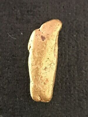 Gold Nugget 0.13 grams West Australian Natural #47