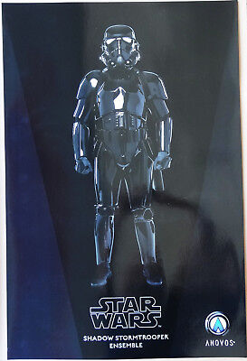 Anovos Star Wars 1:1 Scale Shadow Stormtrooper Ensemble Kit Figure Statue Lucas