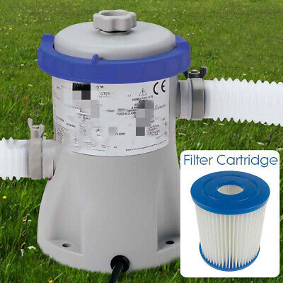 For Bestway I Filter Replacement  Filter Cartridge Swimming Pool Hot Tub Filter