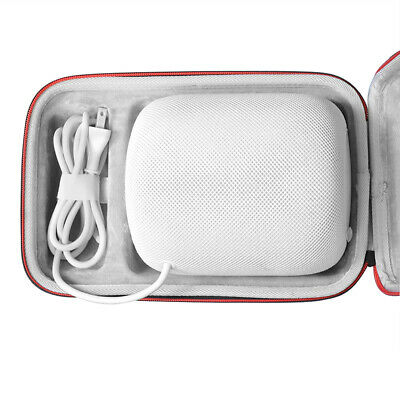 Waterproof Fabric Hard Travelling Protection Case For Apple HomePod Speaker