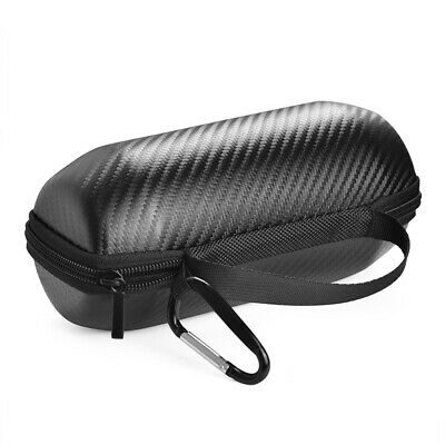 Shockproof Carrying Case Shell Black For JBL Flip 4 Wireless Bluetooth Speaker