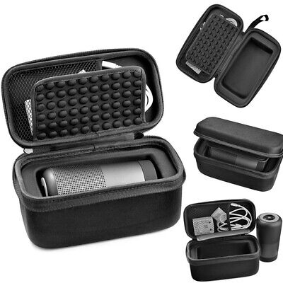 Portable Zipper Travel Storage Case Bag Box For Bose-Soundlink Revolve Speaker
