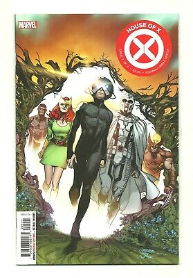 HOUSE OF X #1 1st Print Cover A Hickman NM (9.4)
