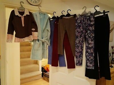 7 - 8-9 Years Girls Spring Clothes Bundle - Young Dimension, Next, John Lewis
