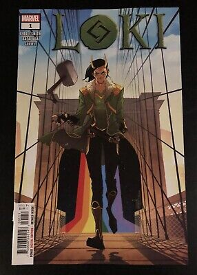 LOKI #1 (2019) Marvel Comics 1st Print NM