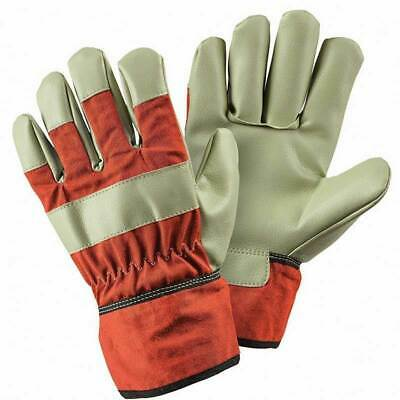 Briers Kids Rigger Glove for ages 4 - 7 Years, Kids Gardening Gloves