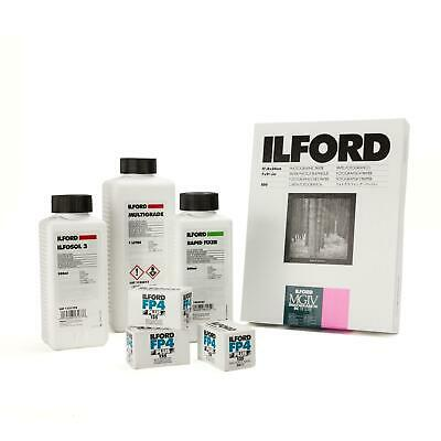 Ilford Starter Set Large for S/W B/W Development Entwicklerset Starter Kit