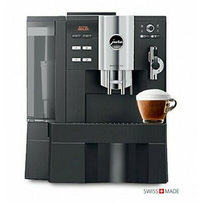 JURA XS90 BEAN TO CUP COFFEE MACHINE - 2nd HAND COMMERCIAL COFFEE MACHINE