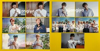 BTS Love Yourself DNA Official Broadcast Photocard