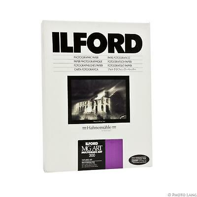 Ilford Multigrade Art 300 Photo Paper Matte 11x14in 30 Sheets 28x36