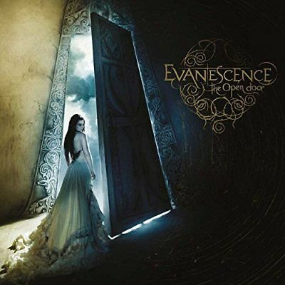 The Open Door [Digipak] by Evanescence (CD, Oct-2006, Wind-Up)NEW/SEALED