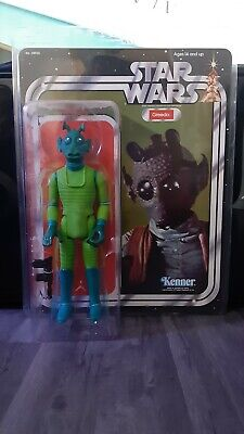 "Star Wars Kenner jumbo Gentle Giant 12"" Greedo cantina figure Brand New & sealed"