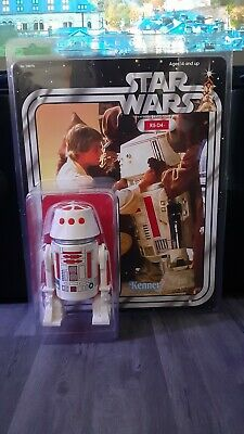 "Star Wars Kenner jumbo Gentle Giant 12"" R5 - D4 Droid figure Brand New & sealed"