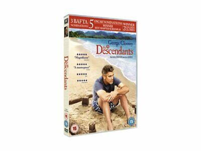 """"""" The Descendants """" George Clooney (DVD) Brand New Sealed ONLY £3.45 & FREEPOST!"""