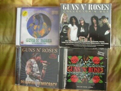 Guns N' Roses,8 Cd,Oklahoma 92,Interviews,Lima 10,Acoustic Jam