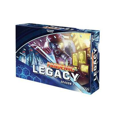 BRAND NEW SEALED Pandemic: Legacy Season 1-Blue Board Game Z-Man Games