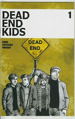 Dead End Kids #1 First Printing Sold Out Hot Comic Nm Source Point Press