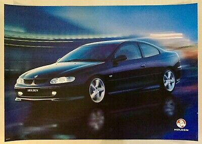 Holden Monaro Dealer Poster