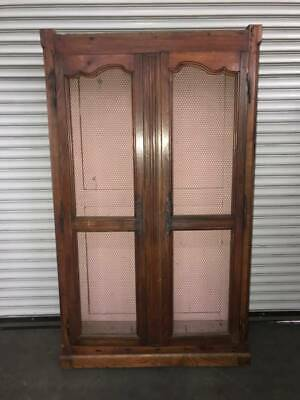 Antique French Armoire Cabinet