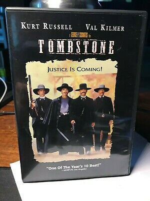 WESTERNS-Tombstone DVD NEW
