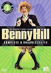 Benny Hill: Complete and Unadulterated The Naughty Early Years: Set 2(dvdAAS-13z