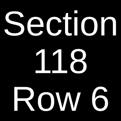 3 Tickets Los Angeles Chargers @ Detroit Lions 9/15/19 Ford Field Detroit, MI