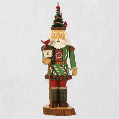 2019 Hallmark Noble Nutcrackers Prince of the Forest Ornament