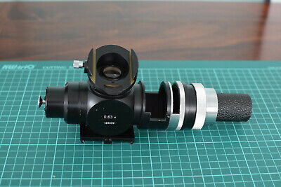 Zeiss Jena vertical illuminator for POLMI microscope AS IS
