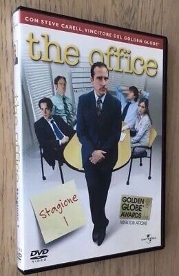 Dvd Serie Tv The Office Stagione 1 Completa Dvd
