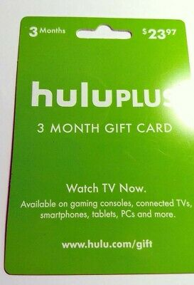 Hulu Premium Account - Lifetime subscription - FAST Delivery!!!!!!