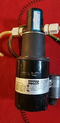Tuthill PD1016CWY Pump with FASCO 7162-3335 Motor TESTED WORKING