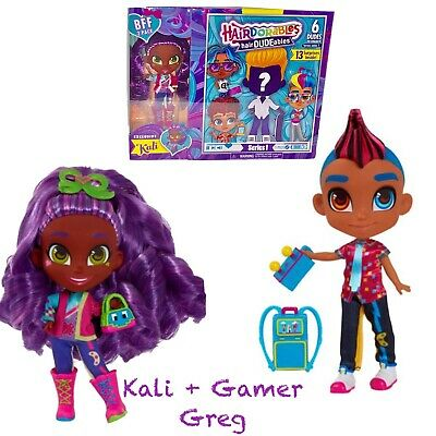 Hairdorables HairDUDEables BFF 2 Pack Exclusive Sallee