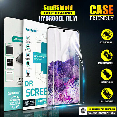 Samsung Galaxy Note 10 Plus Note10 5G SupRShield Full Coverage Screen Protector