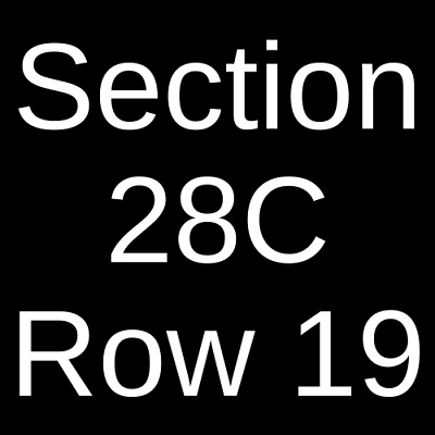2 Tickets Ohio State Buckeyes vs. Cincinnati Bearcats Football 9/7/19