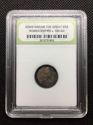 Ancient Roman Coin - Constantine the Great Era - Nice Quality c. 330 AD ROMCTG02