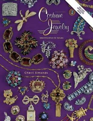 Collectible Costume Jewelry: Identification and Values by Simonds, Cherri