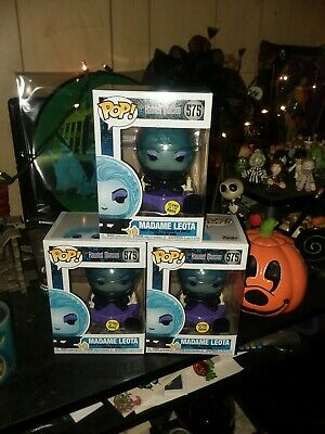 Haunted Mansion 50th Anniversary Disney Parks exclusive Madame Leota Funko Pop
