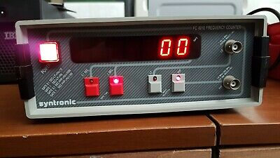 Syntronic FC 4010 frequency meter