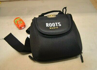 Roots Canada CD Walkman Waist Pouch Carrying Case FREE SHIPPING