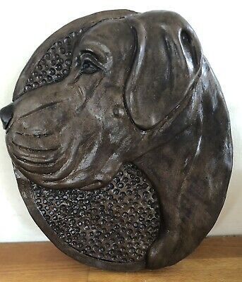 Latex Mould for making this AMAZING Great Dane Plaque