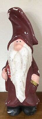 Latex Mould for making this Standing Santa