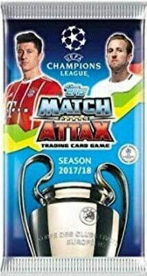 CHOOSE Your Match Attax UCL 2017/18 PRO 11 #P01-P22  MINT! BRAND NEW!